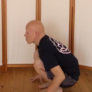 前屈の練習2
